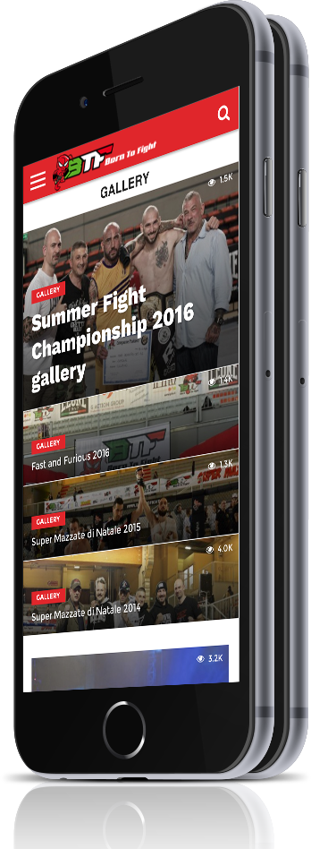 mockup mobile born to fight 1