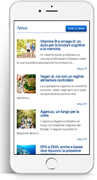 mockup dello sviluppo del sito internet responsivo ecommerce per lo shop online degli integratori longlife navigabile anche mobile
