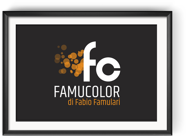 Design del Logotipo Famucolor