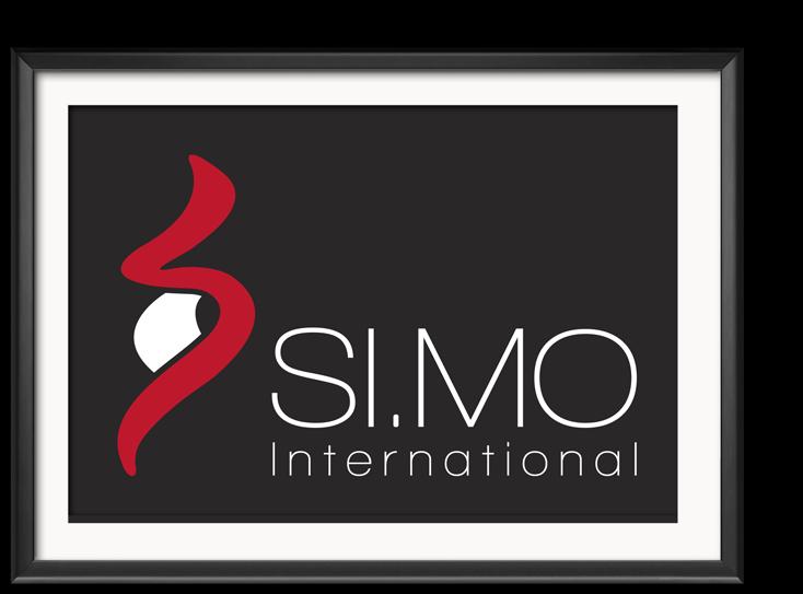 Design del Logotipo Simo International