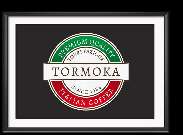 Design del Logotipo Tormoka
