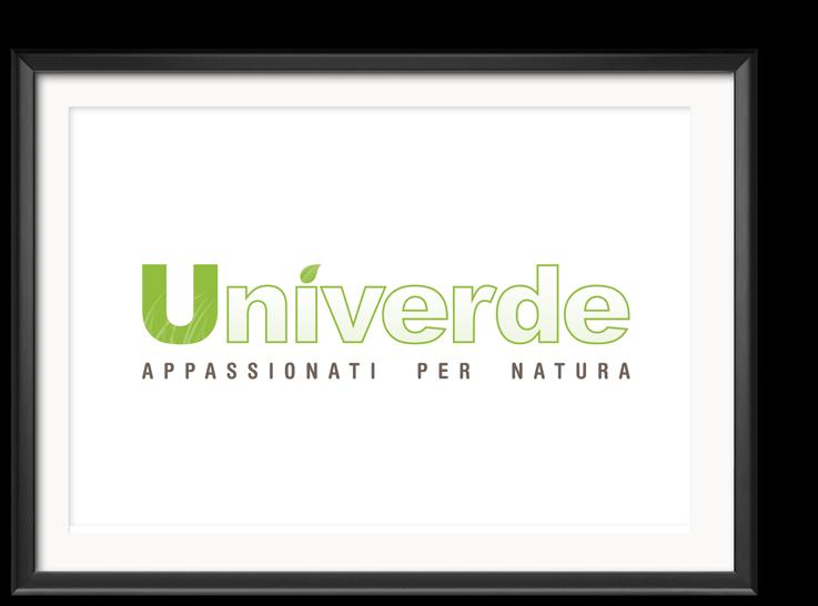Design del Logotipo Univerde