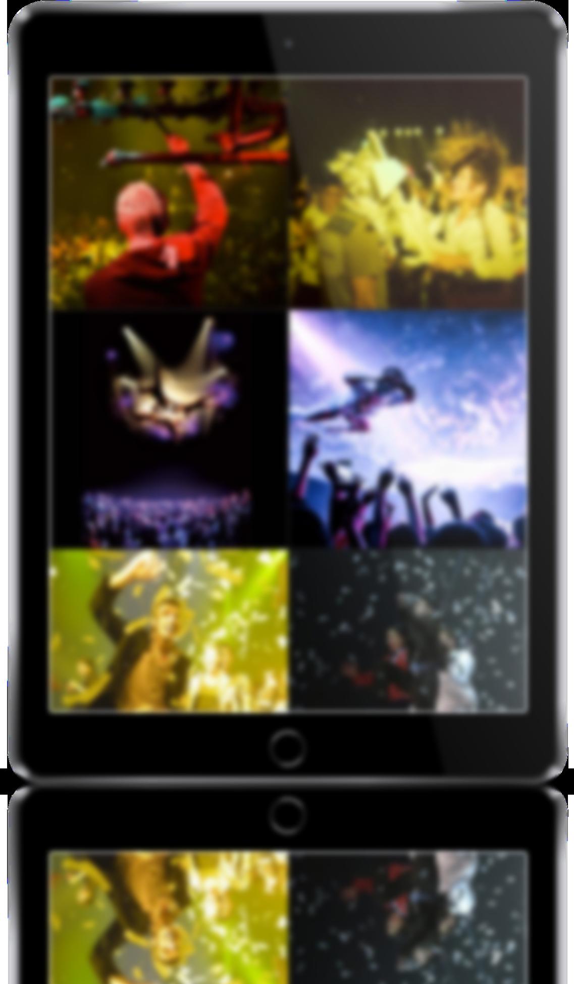 mockup tablet sviluppo sito internet fuerza bruta 1