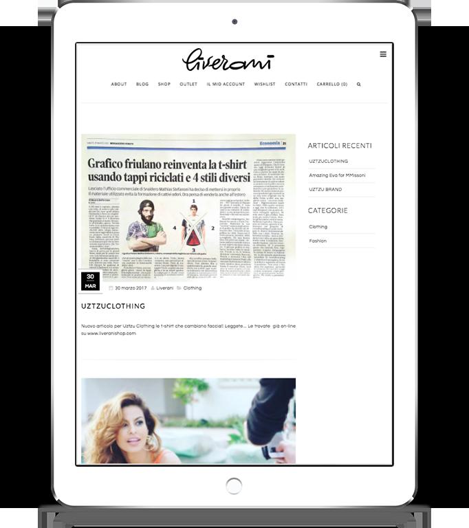 Liverani Blog