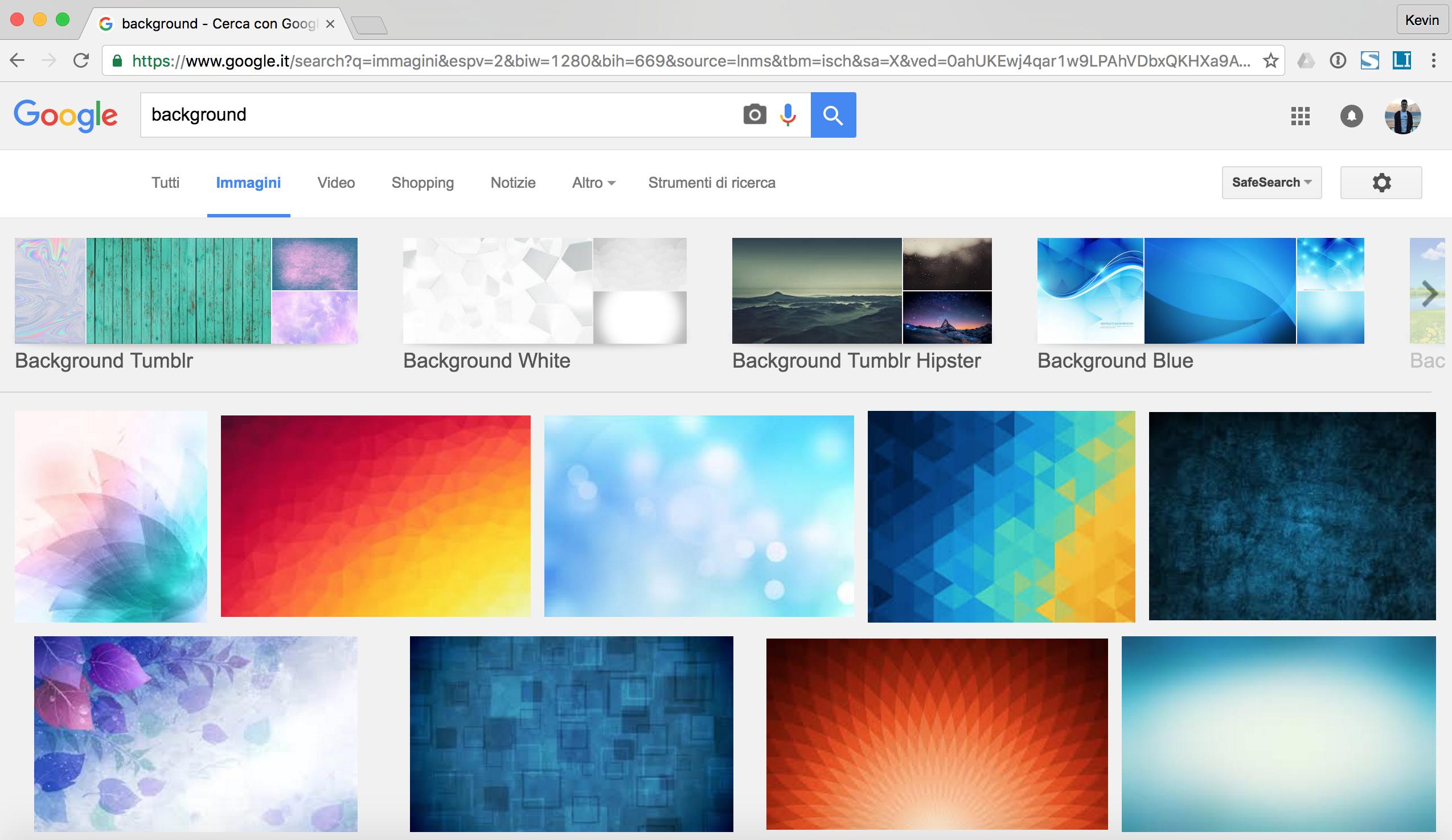 Le immagini di Google si possono utilizzare?