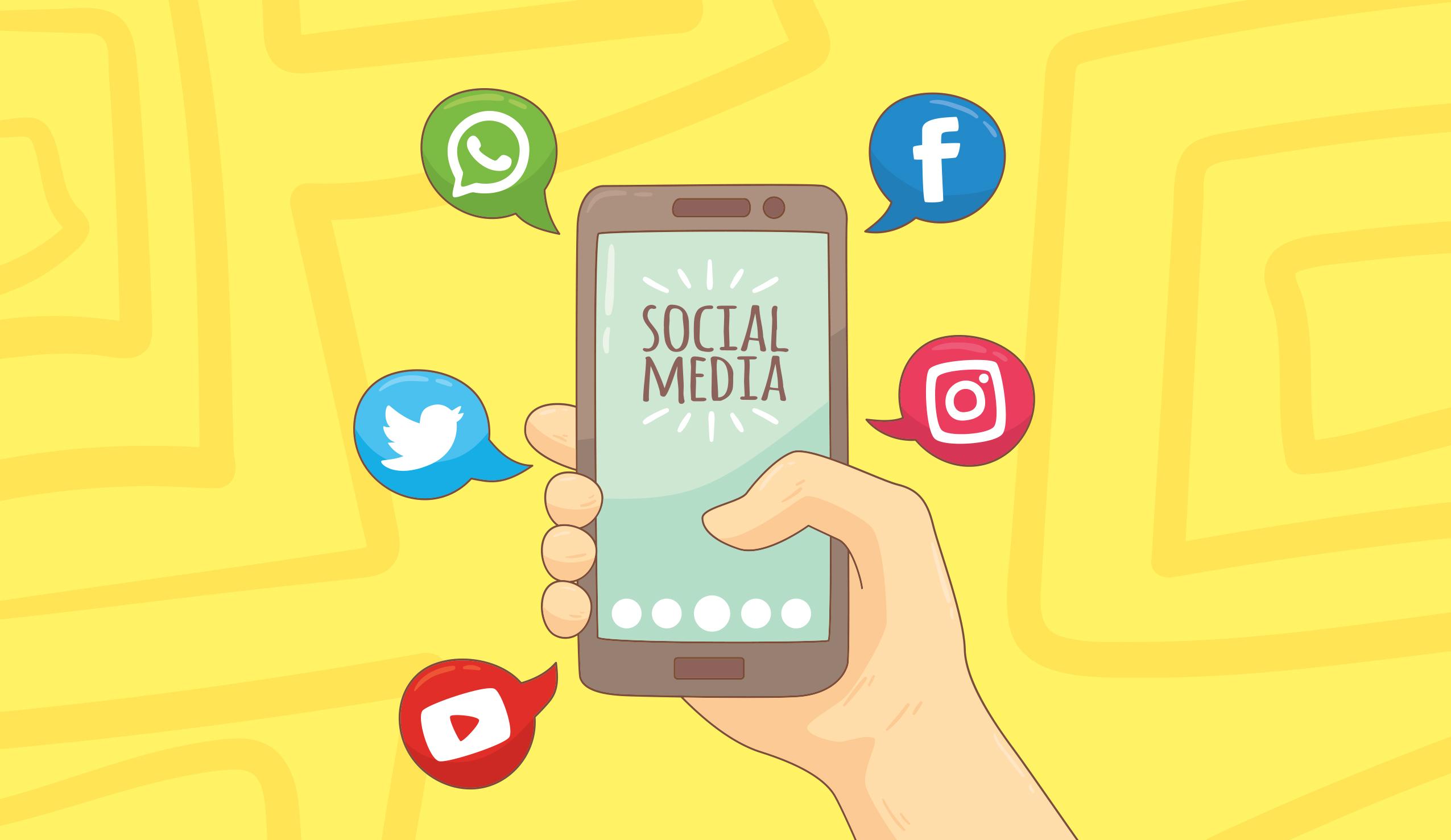 Cinque strumenti grafici utili per i tuoi social