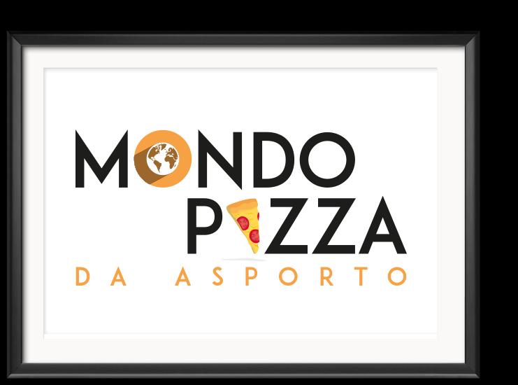 Design del Logotipo MONDO PIZZA