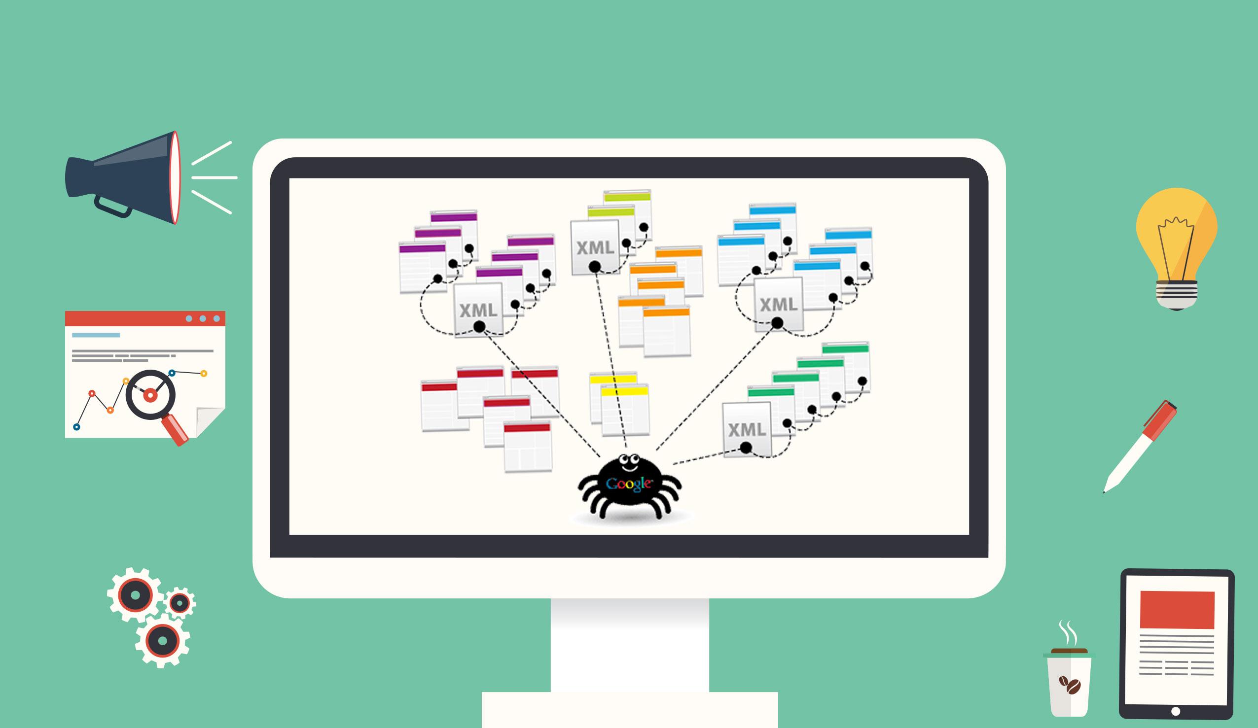 Cos'è una sitemap e perché è importante per il vostro sito