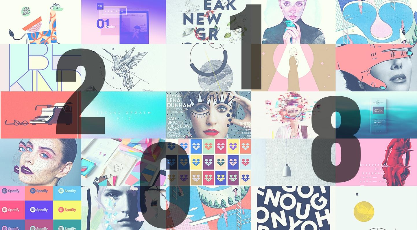 Quali sono i design trends da individuare per il 2018?