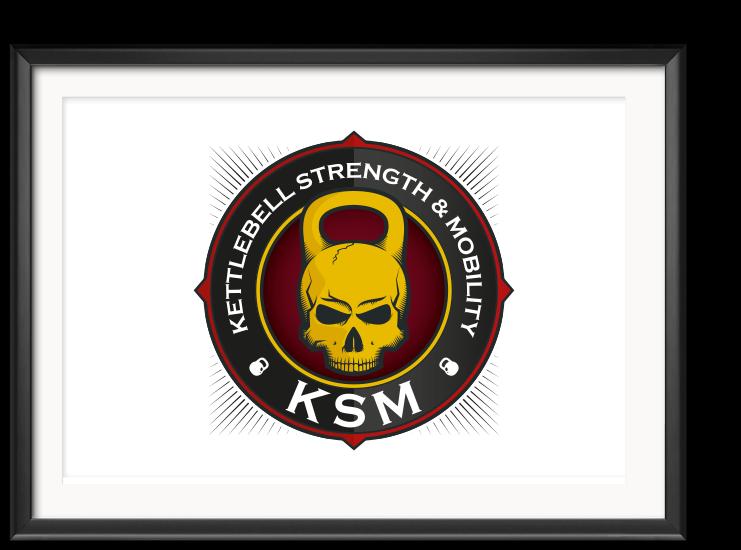 Design del Logotipo KSM system