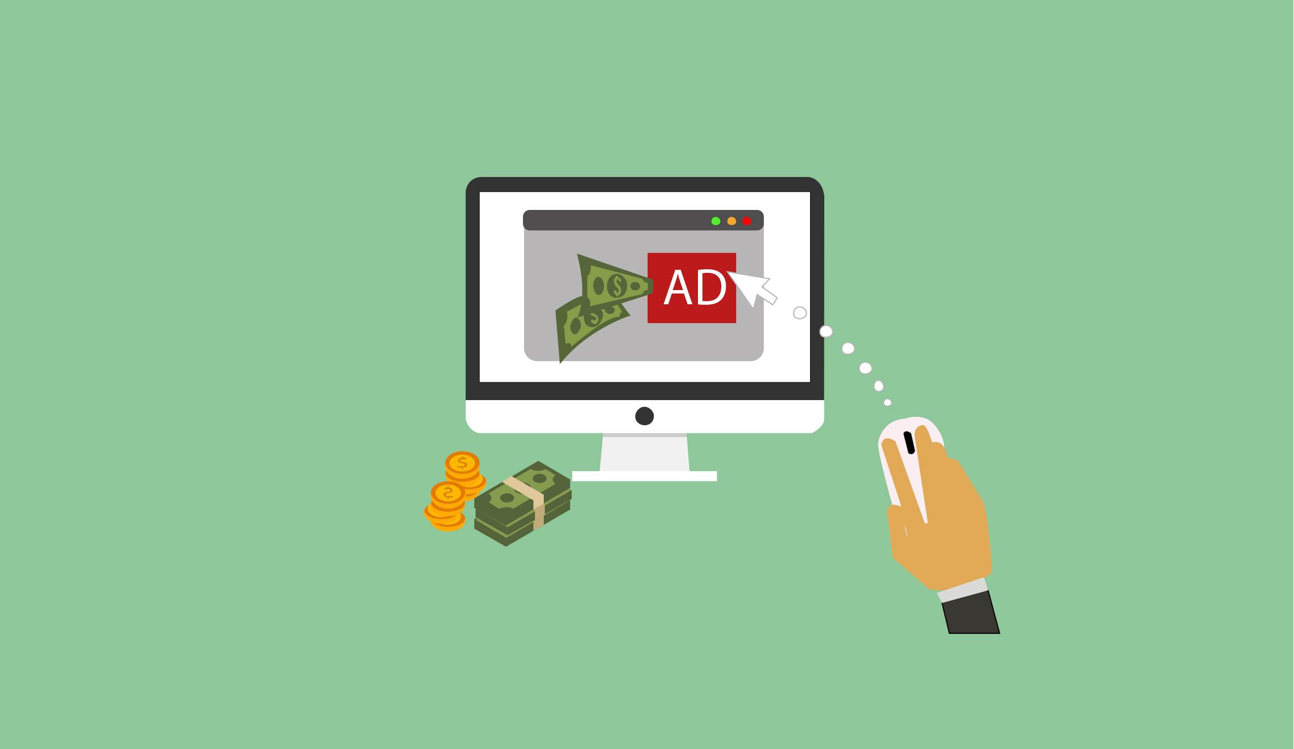 Cos'è il pay per click? Come funziona e quanto può servire