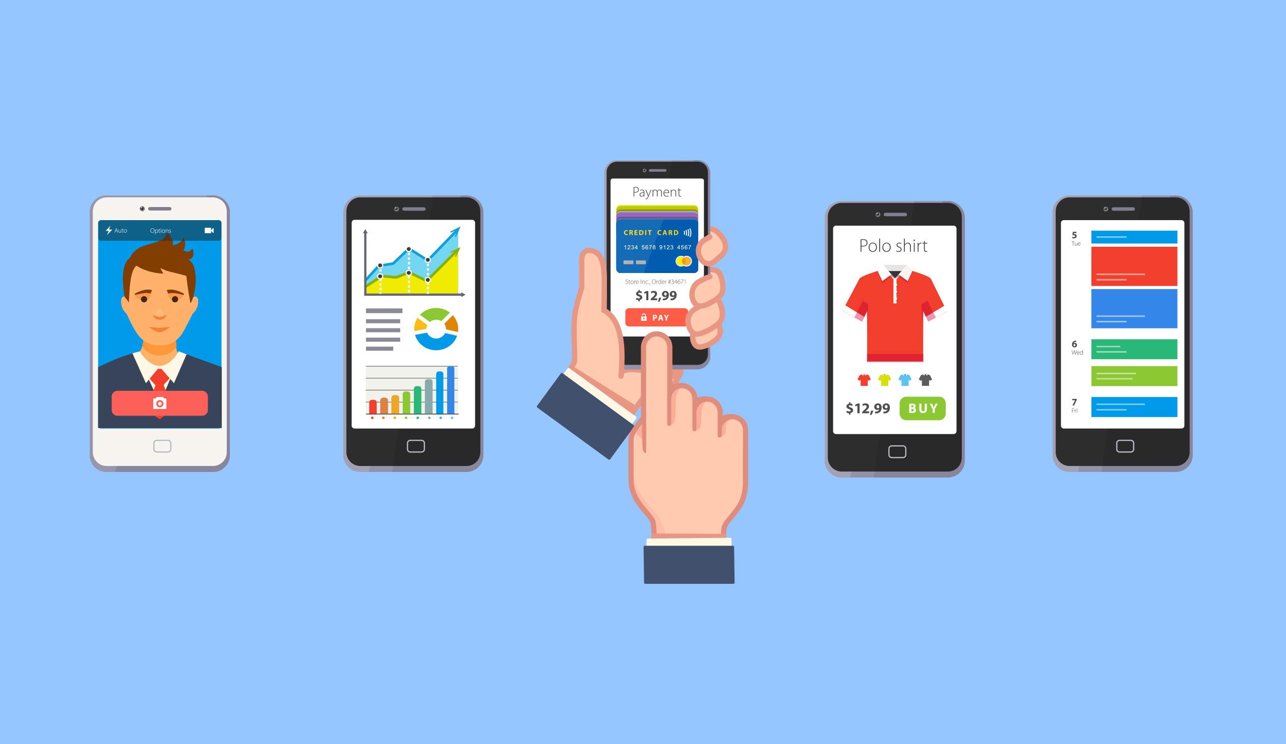 Perché le app mobili stanno aiutando le vendite ecommerce