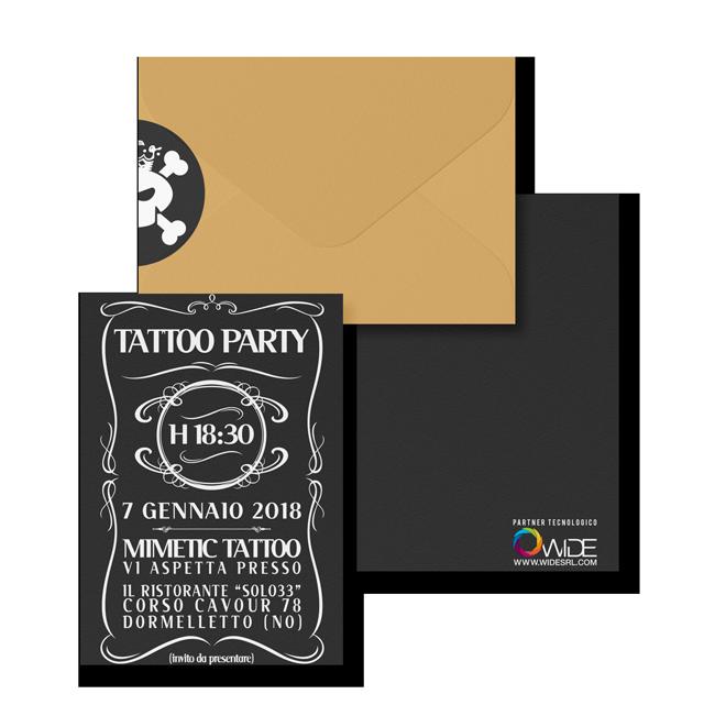Mimetic Tattoo