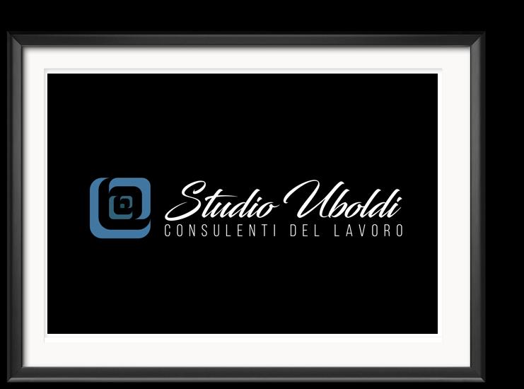 Design del Logotipo Studio Uboldi
