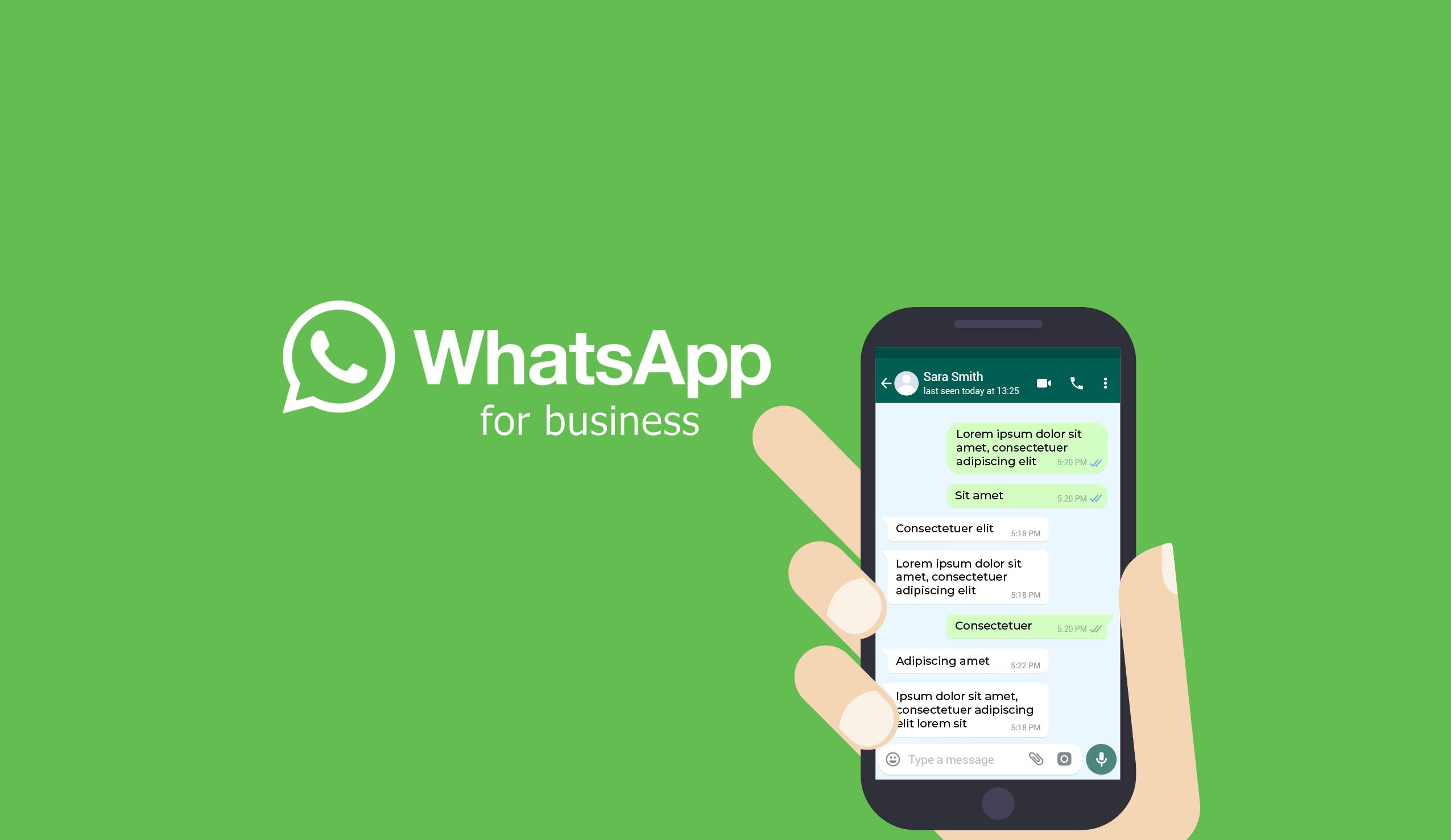 Whatsapp, in arrivo anche assistenza clienti e pubblicità