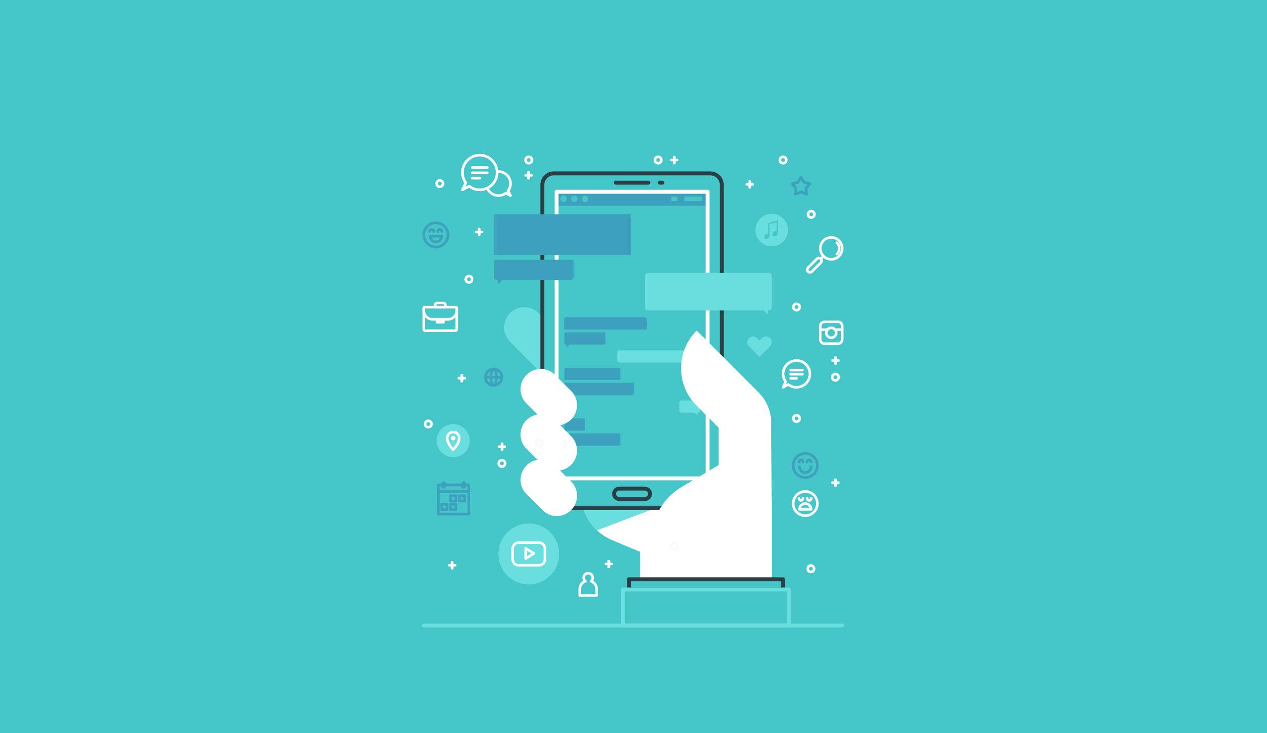 Sette consigli per sviluppare app mobili