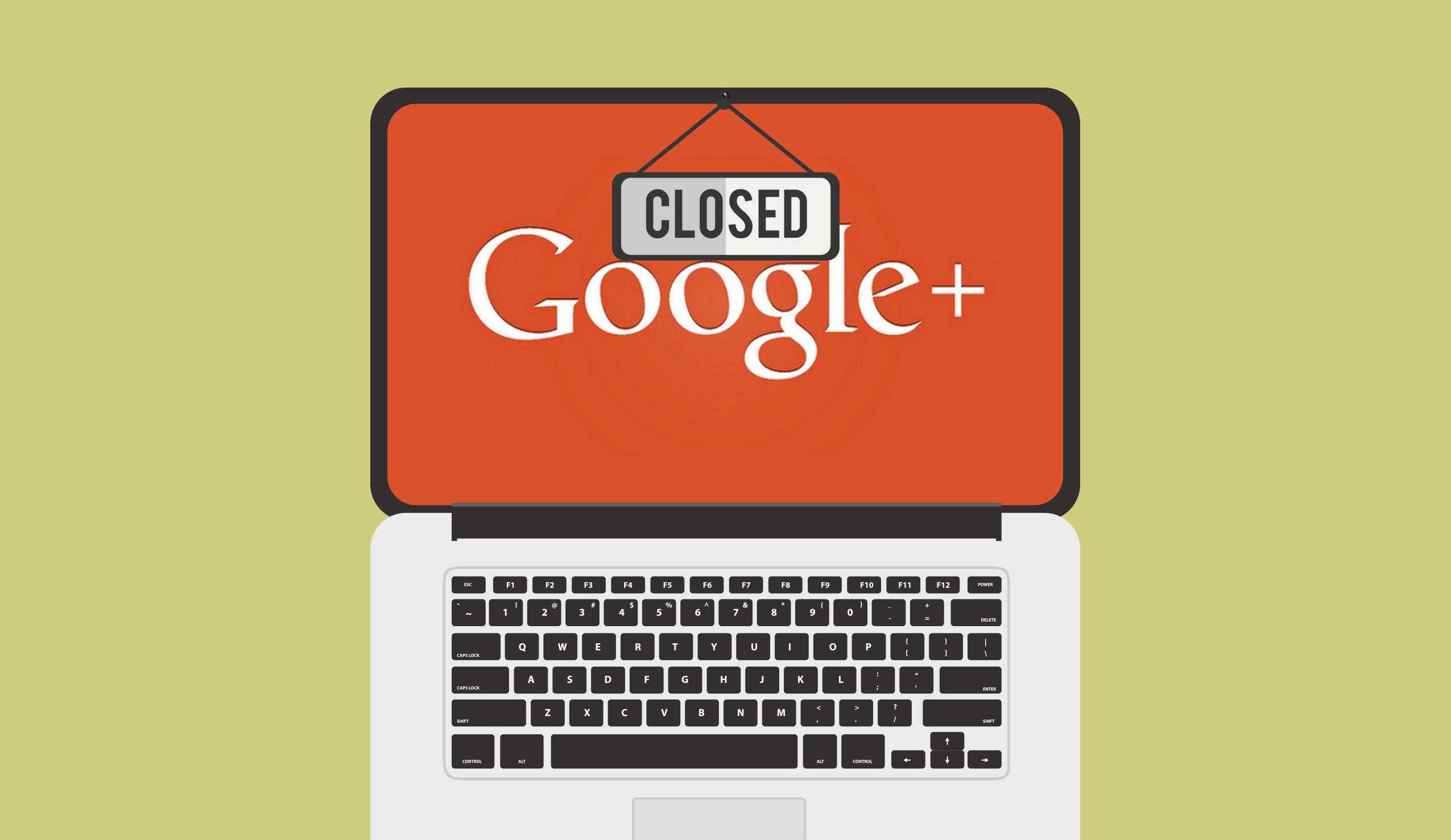 Chiude Google Plus, il social network aperto nel 2011