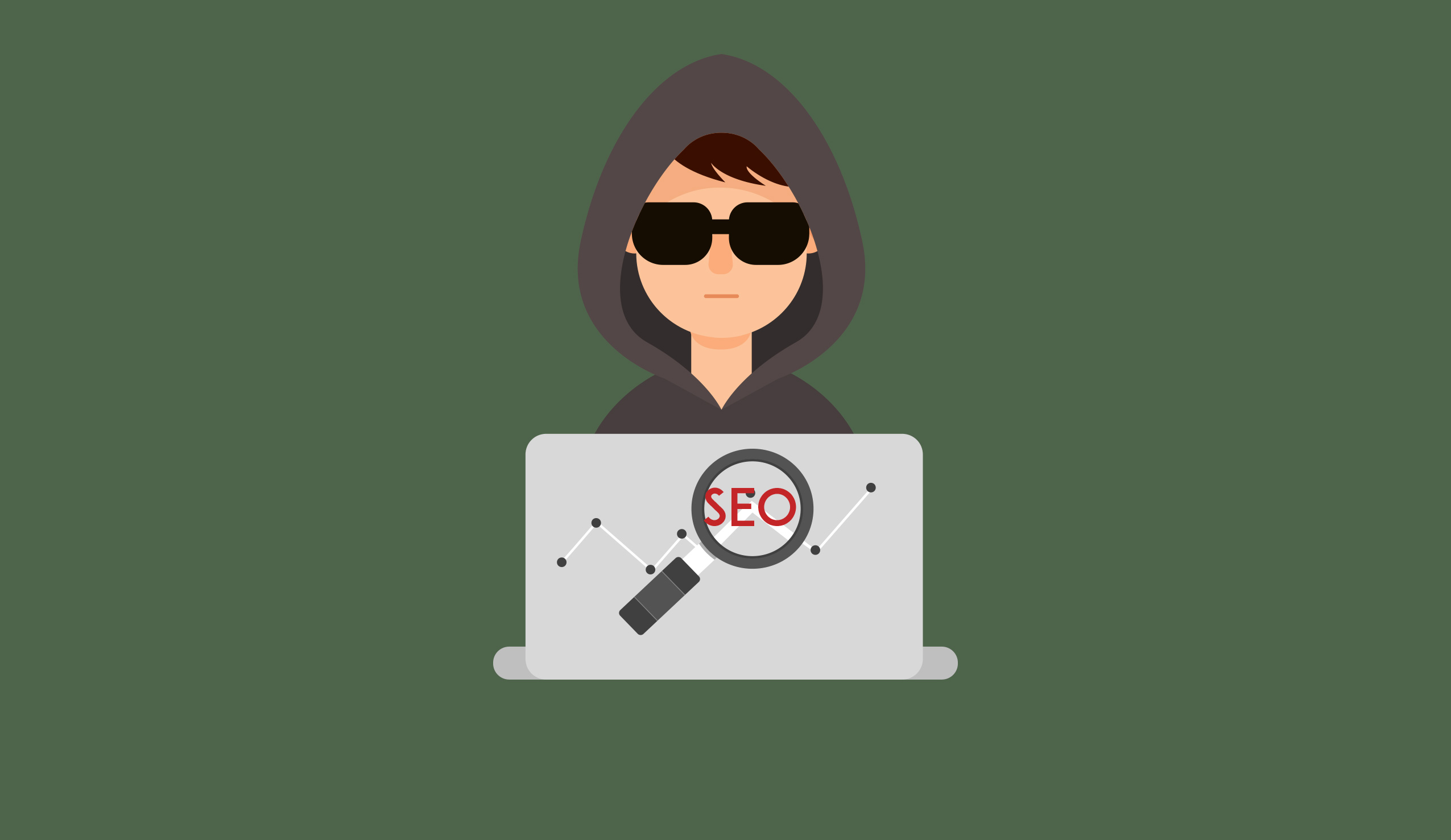 Il 51% dei siti viene hackerato per scopi SEO